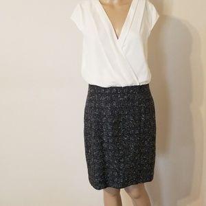Ann Taylor Women Sleeveless Dress